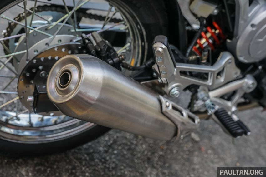 2019 GPX Racing Gentleman 200 and Demon 150 GR on sale in Malaysia – priced at RM10,978 and RM9,800 Image #925723