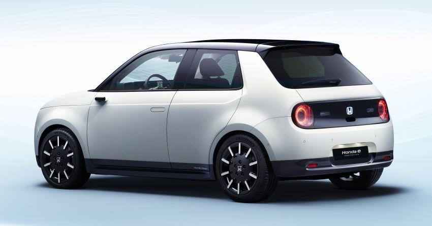 Honda e Prototype – new urban EV to debut at Geneva Image #927237