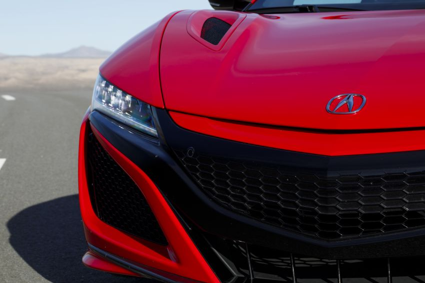 VIDEO: Honda NSX celebrates its 30th anniversary Image #920129
