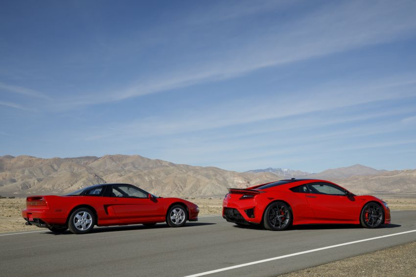 VIDEO: Honda NSX celebrates its 30th anniversary Image #920133