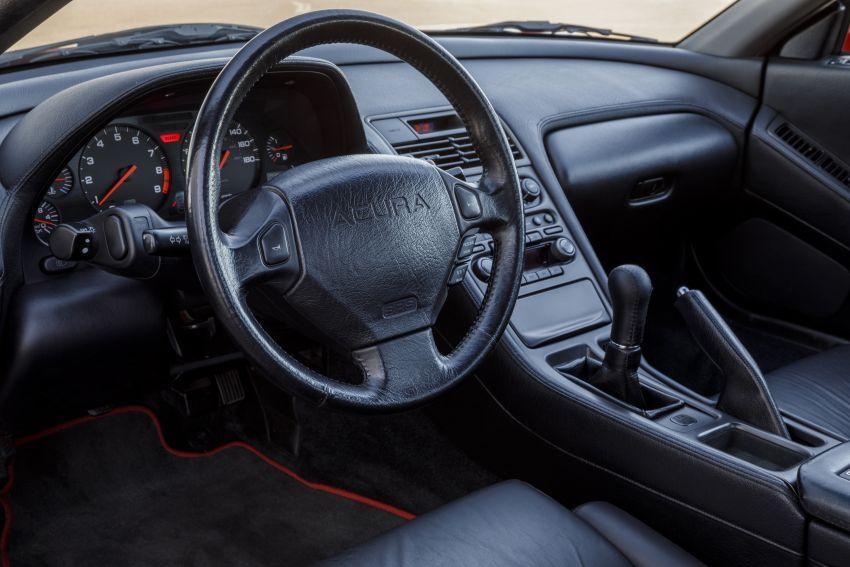 VIDEO: Honda NSX celebrates its 30th anniversary Image #920143