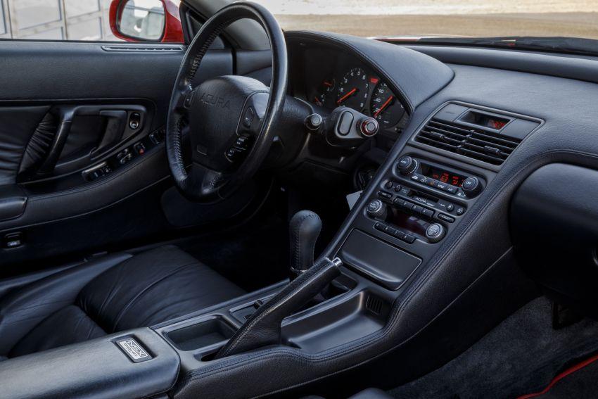 VIDEO: Honda NSX celebrates its 30th anniversary Image #920144