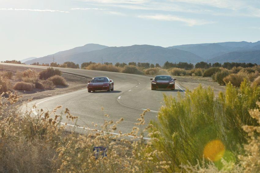 VIDEO: Honda NSX celebrates its 30th anniversary Image #920151