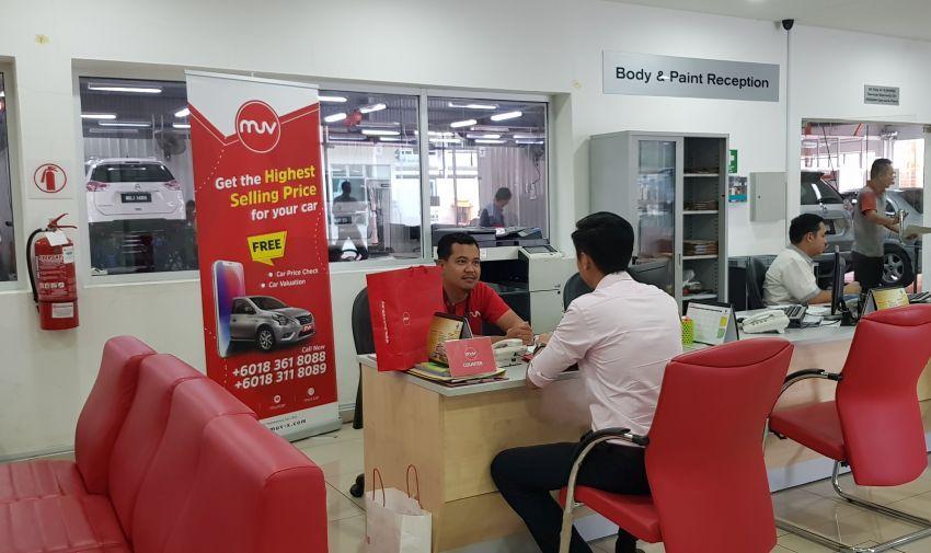 AD: Nak jual kereta anda? MUV Marketplace akan bantu tentukan nilainya dan jual pada harga menarik! Image #922933