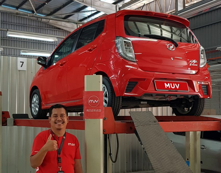 AD: Nak jual kereta anda? MUV Marketplace akan bantu tentukan nilainya dan jual pada harga menarik! Image #922932