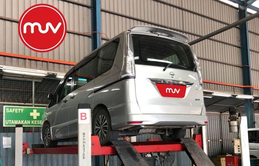 AD: Nak jual kereta anda? MUV Marketplace akan bantu tentukan nilainya dan jual pada harga menarik! Image #924143