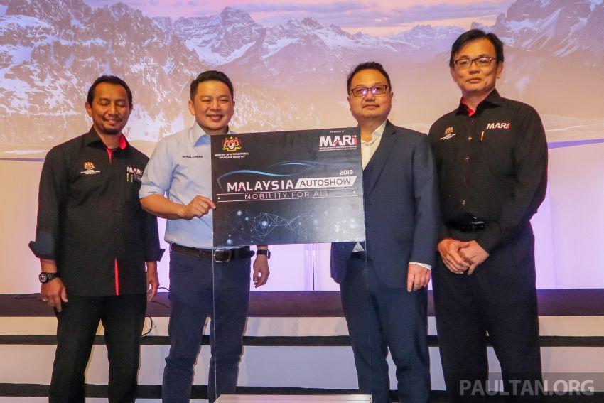 Malaysia Autoshow akan berlangsung 11-14 April ini – banyak pameran teknologi, kereta untuk dimenangi Image #927586