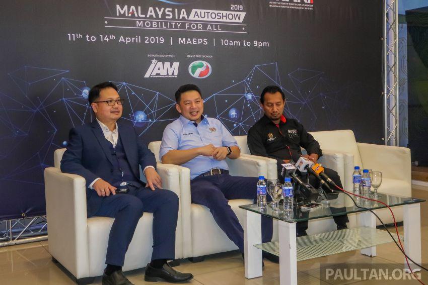 Malaysia Autoshow akan berlangsung 11-14 April ini – banyak pameran teknologi, kereta untuk dimenangi Image #927597