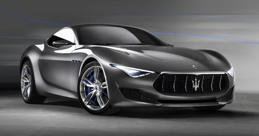 Maserati to revamp ageing model range to boost sales Image #918611