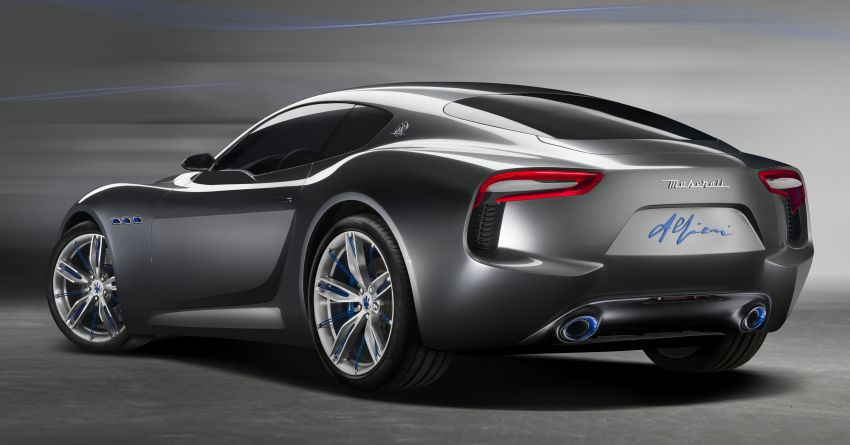 Maserati plans model expansion with Giorgio platform Image #920228