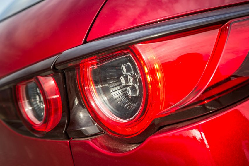 2019 Mazda 3 goes upmarket in Australia – fr RM72k Image #924808