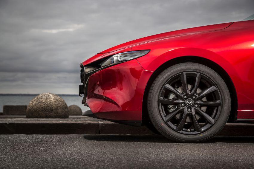 2019 Mazda 3 goes upmarket in Australia – fr RM72k Image #924809