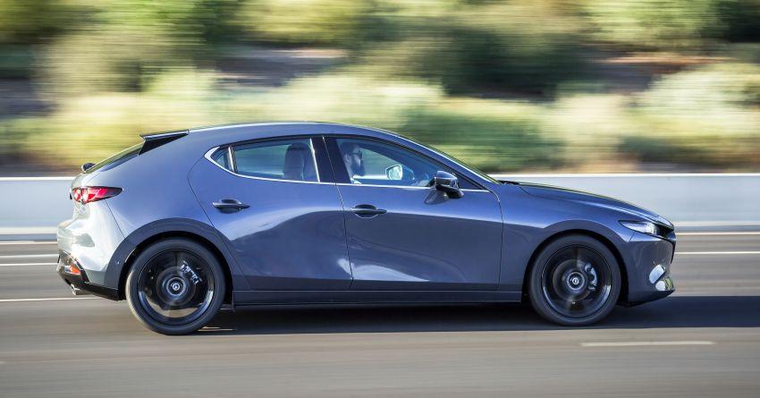 2019 Mazda 3 goes upmarket in Australia – fr RM72k Image #924818