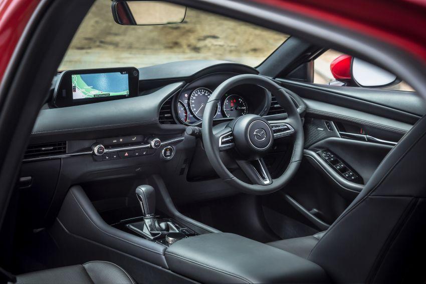 2019 Mazda 3 goes upmarket in Australia – fr RM72k Image #924822