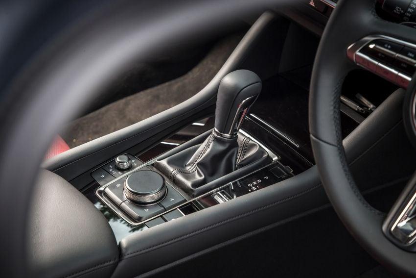 2019 Mazda 3 goes upmarket in Australia – fr RM72k Image #924824