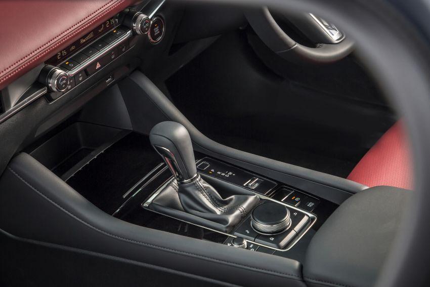 2019 Mazda 3 goes upmarket in Australia – fr RM72k Image #924827