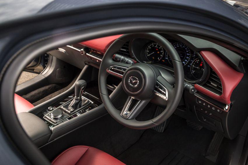 2019 Mazda 3 goes upmarket in Australia – fr RM72k Image #924741