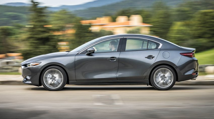 2019 Mazda 3 for Europe – specifications and gallery Image #923295