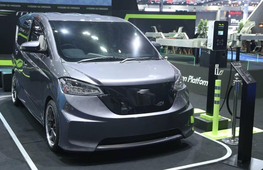 Energy Absolute set to build EVs and lithium-ion batteries in Thailand, launch an EV charging network Image #919026