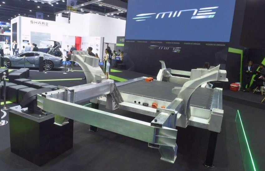Energy Absolute set to build EVs and lithium-ion batteries in Thailand, launch an EV charging network Image #919036