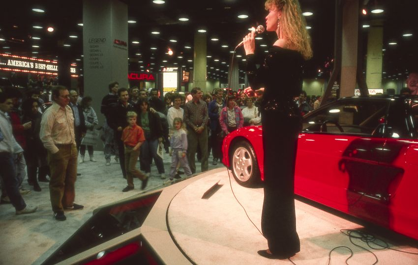 VIDEO: Honda NSX celebrates its 30th anniversary Image #920156