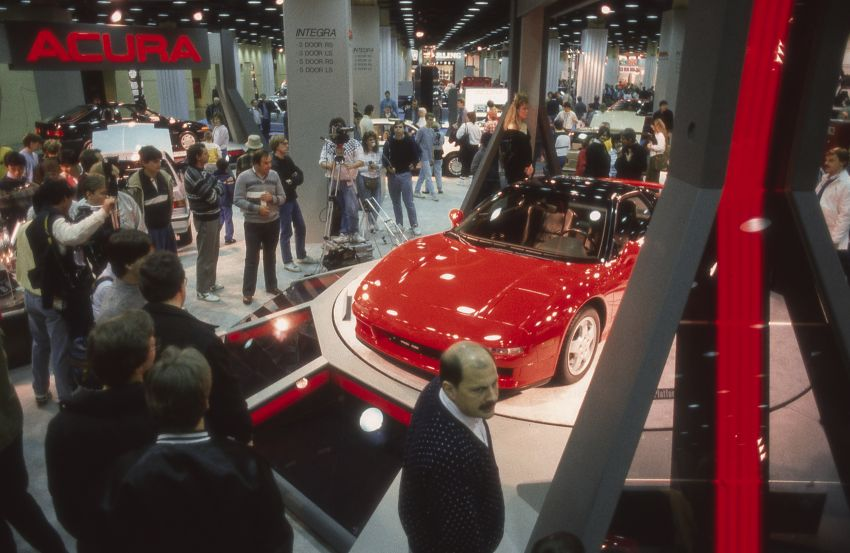 VIDEO: Honda NSX celebrates its 30th anniversary Image #920158