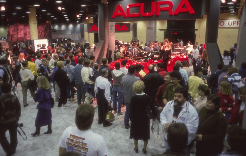 VIDEO: Honda NSX celebrates its 30th anniversary Image #920159