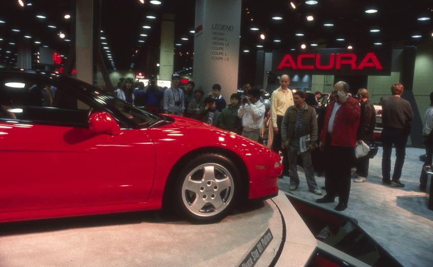 VIDEO: Honda NSX celebrates its 30th anniversary Image #920160