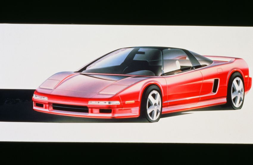 VIDEO: Honda NSX celebrates its 30th anniversary Image #920175