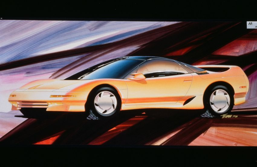VIDEO: Honda NSX celebrates its 30th anniversary Image #920189