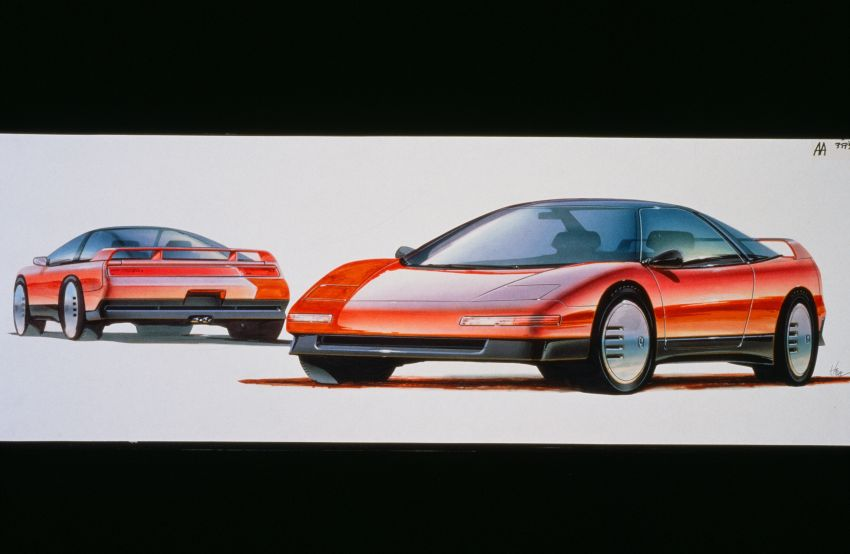 VIDEO: Honda NSX celebrates its 30th anniversary Image #920180