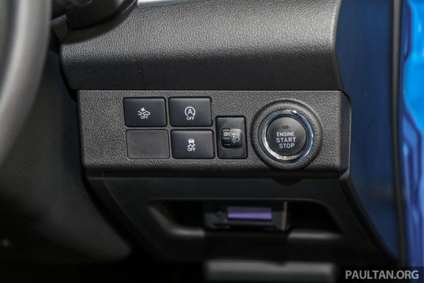 PANDU UJI: Perodua Aruz 1.5 Advance – benar-benar SUV atau sekadar kenderaan gaya hidup masa kini? Image #919681