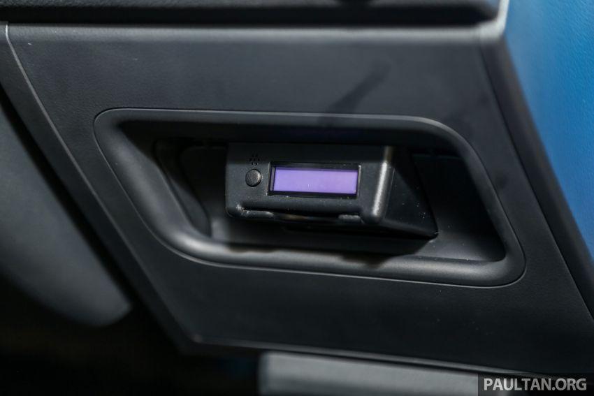 PANDU UJI: Perodua Aruz 1.5 Advance – benar-benar SUV atau sekadar kenderaan gaya hidup masa kini? Image #919682