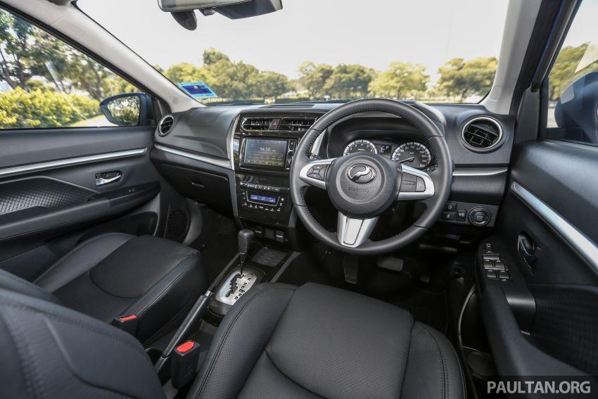 PANDU UJI: Perodua Aruz 1.5 Advance – benar-benar SUV atau sekadar kenderaan gaya hidup masa kini? Image #919686