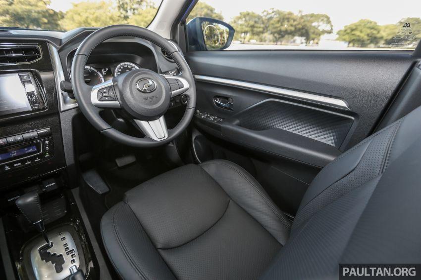 PANDU UJI: Perodua Aruz 1.5 Advance – benar-benar SUV atau sekadar kenderaan gaya hidup masa kini? Image #919687