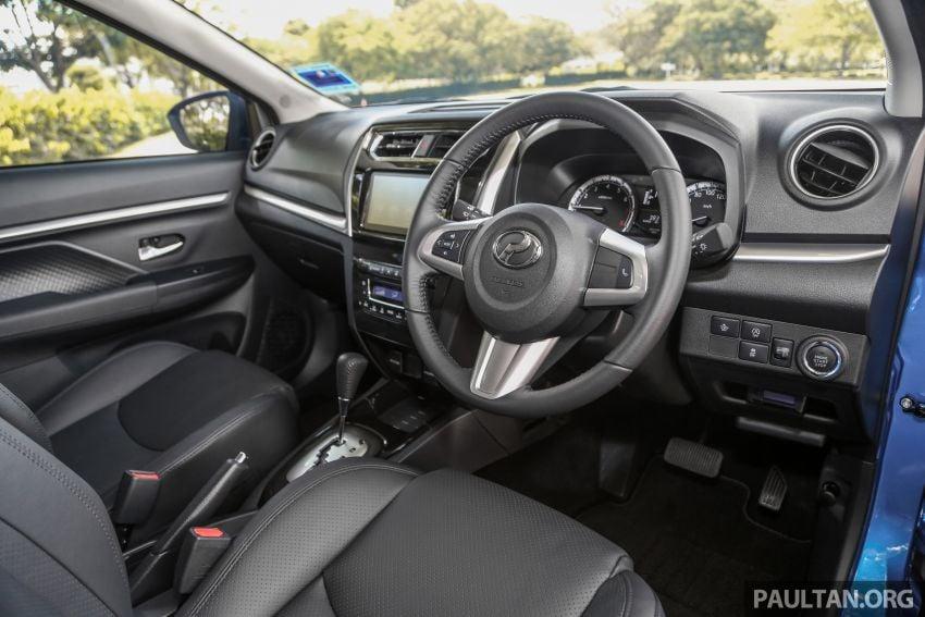 PANDU UJI: Perodua Aruz 1.5 Advance – benar-benar SUV atau sekadar kenderaan gaya hidup masa kini? Image #919672