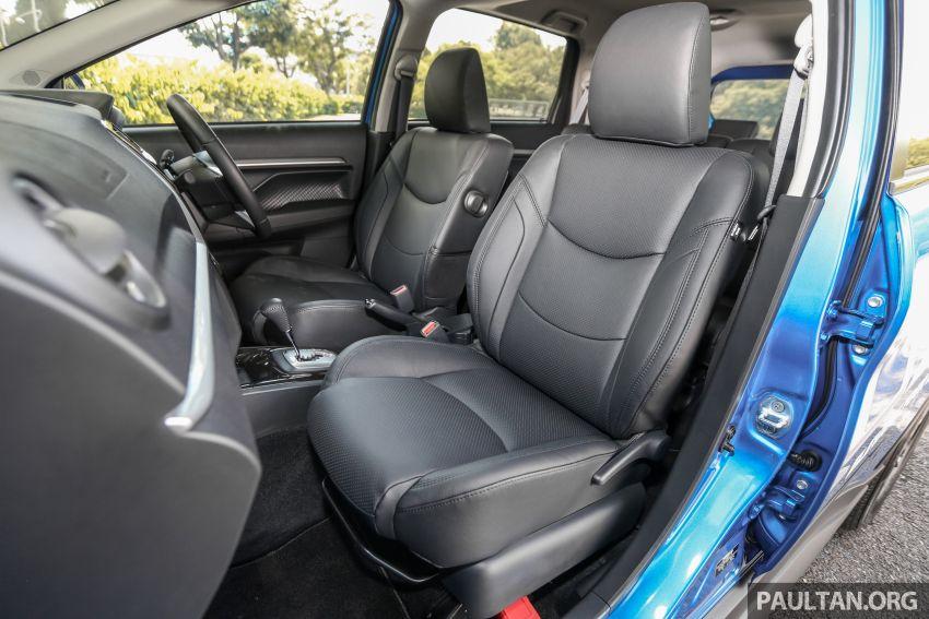 PANDU UJI: Perodua Aruz 1.5 Advance – benar-benar SUV atau sekadar kenderaan gaya hidup masa kini? Image #919694