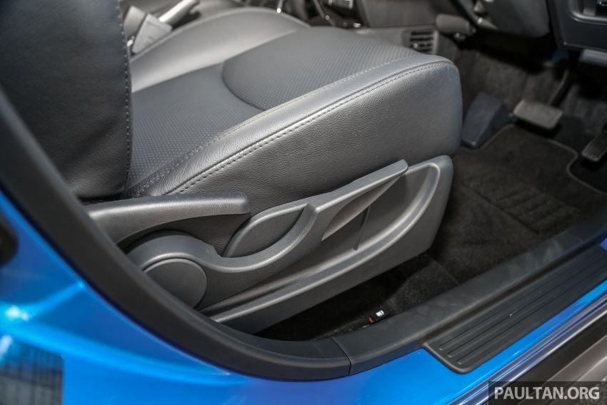 PANDU UJI: Perodua Aruz 1.5 Advance – benar-benar SUV atau sekadar kenderaan gaya hidup masa kini? Image #919695