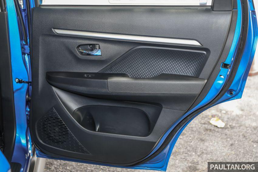 PANDU UJI: Perodua Aruz 1.5 Advance – benar-benar SUV atau sekadar kenderaan gaya hidup masa kini? Image #919696