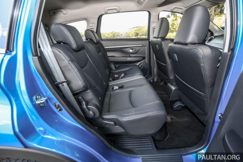 PANDU UJI: Perodua Aruz 1.5 Advance – benar-benar SUV atau sekadar kenderaan gaya hidup masa kini? Image #919697