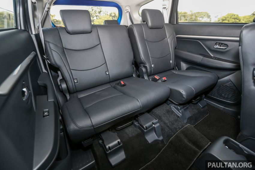 PANDU UJI: Perodua Aruz 1.5 Advance – benar-benar SUV atau sekadar kenderaan gaya hidup masa kini? Image #919699