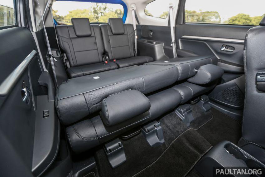 PANDU UJI: Perodua Aruz 1.5 Advance – benar-benar SUV atau sekadar kenderaan gaya hidup masa kini? Image #919700