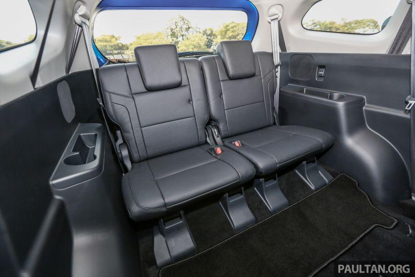 PANDU UJI: Perodua Aruz 1.5 Advance – benar-benar SUV atau sekadar kenderaan gaya hidup masa kini? Image #919701