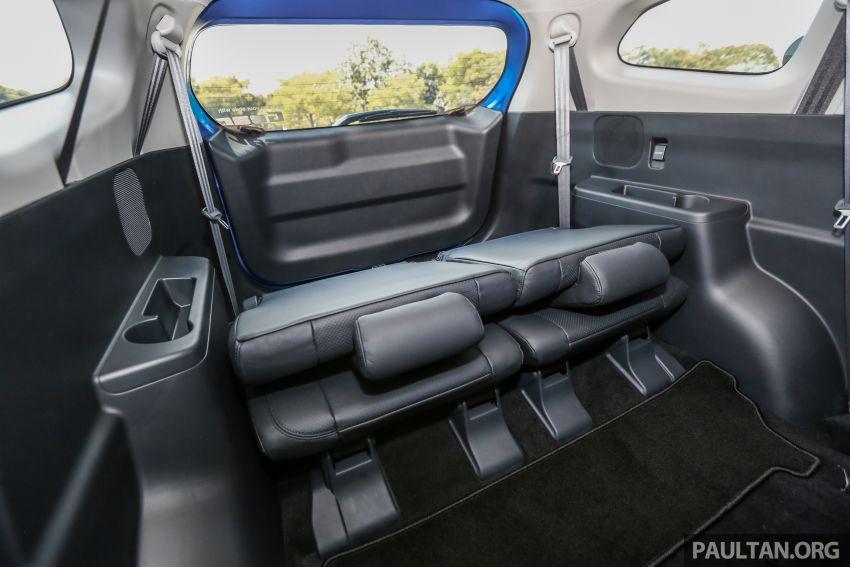 PANDU UJI: Perodua Aruz 1.5 Advance – benar-benar SUV atau sekadar kenderaan gaya hidup masa kini? Image #919702