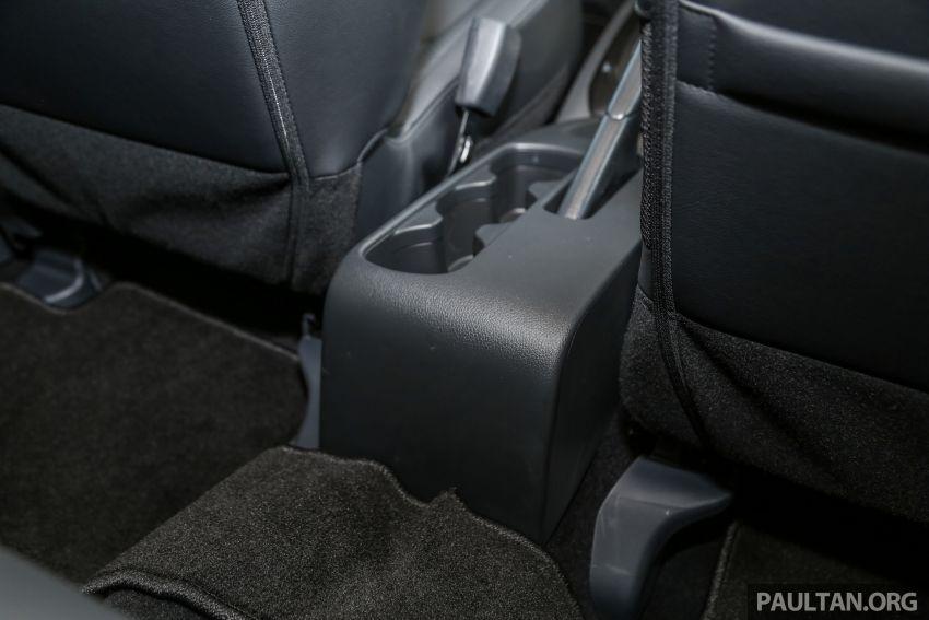 PANDU UJI: Perodua Aruz 1.5 Advance – benar-benar SUV atau sekadar kenderaan gaya hidup masa kini? Image #919703