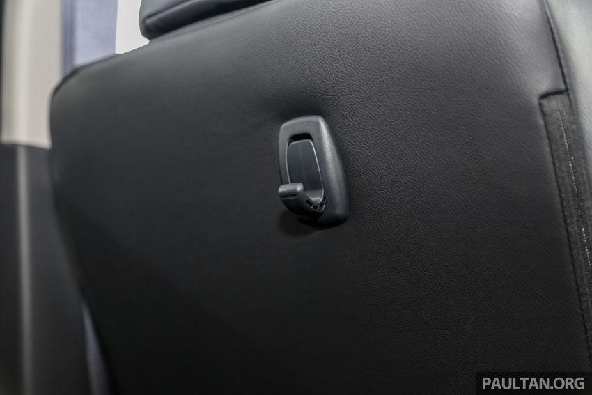 PANDU UJI: Perodua Aruz 1.5 Advance – benar-benar SUV atau sekadar kenderaan gaya hidup masa kini? Image #919705