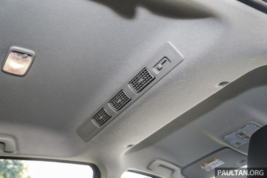 PANDU UJI: Perodua Aruz 1.5 Advance – benar-benar SUV atau sekadar kenderaan gaya hidup masa kini? Image #919708