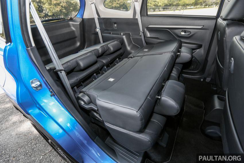 PANDU UJI: Perodua Aruz 1.5 Advance – benar-benar SUV atau sekadar kenderaan gaya hidup masa kini? Image #919714