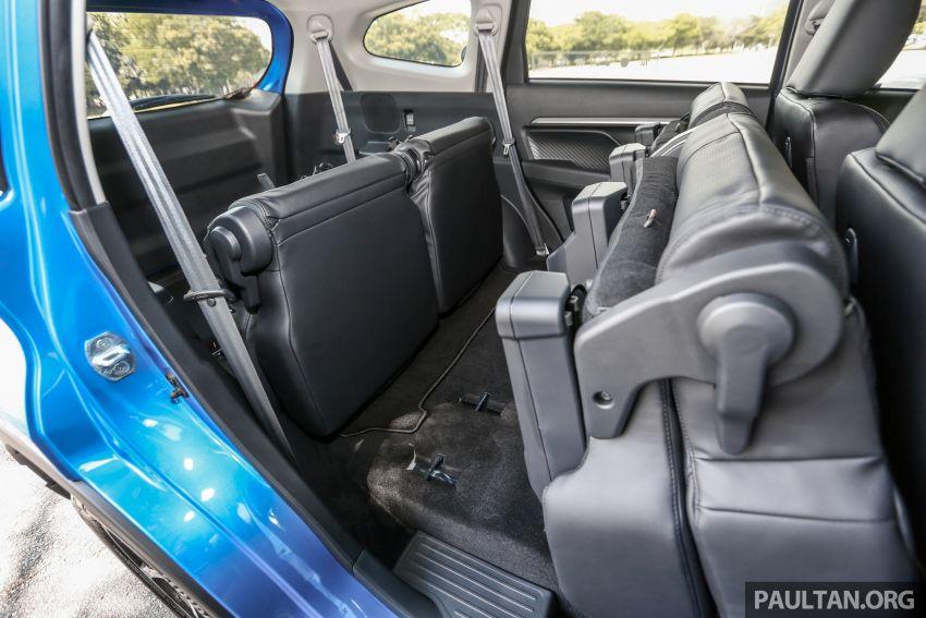 PANDU UJI: Perodua Aruz 1.5 Advance – benar-benar SUV atau sekadar kenderaan gaya hidup masa kini? Image #919719