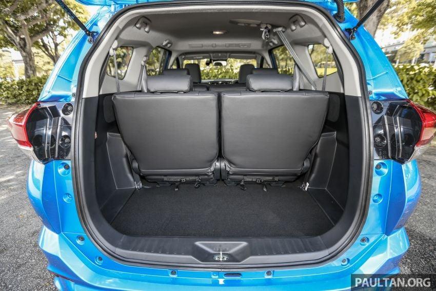 PANDU UJI: Perodua Aruz 1.5 Advance – benar-benar SUV atau sekadar kenderaan gaya hidup masa kini? Image #919722